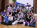 Санкт-Петербург - окружная школа вожатых для Ямальских студентов